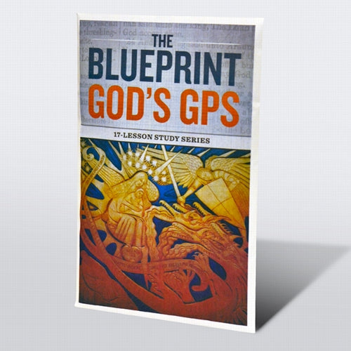 The Blueprint: God's GPS Lesson Set by Ivor Myers
