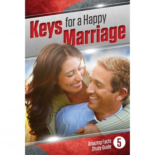 Keys For a Happy Marriage by Bill May