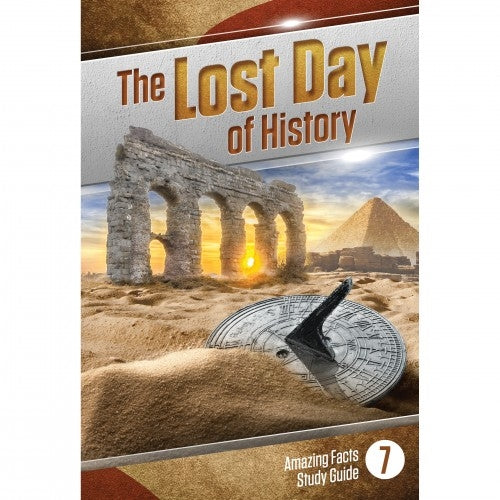 The Lost Day of History by Bill May