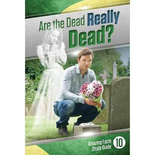 Are The Dead Really Dead? by Bill May