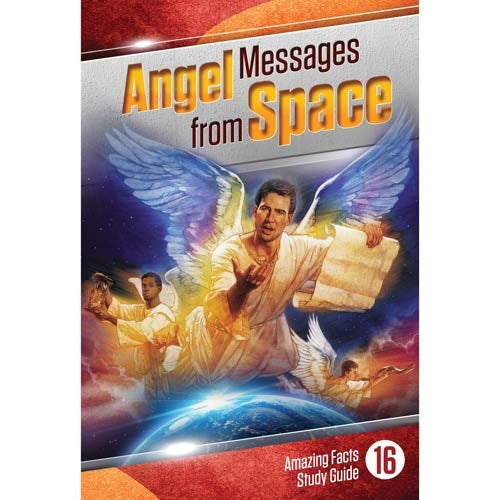 Angel Messages From Space by Bill May