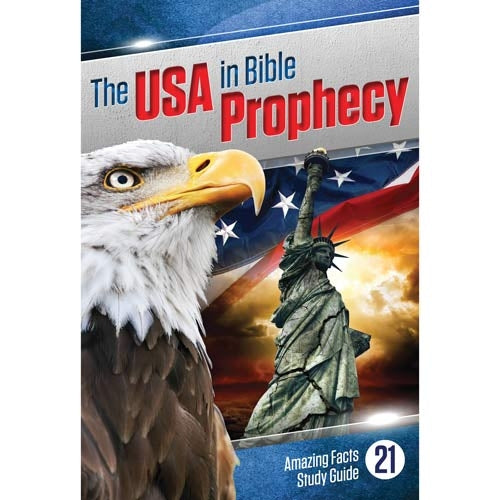 The USA in Bible Prophecy by Bill May