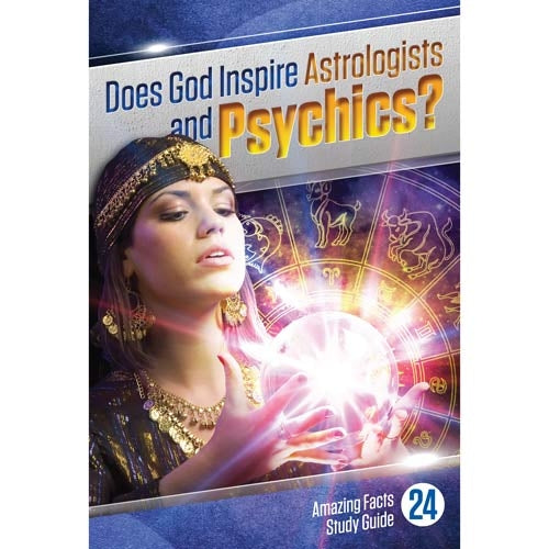 Does God Inspire Astrologists & Psychics by Bill May