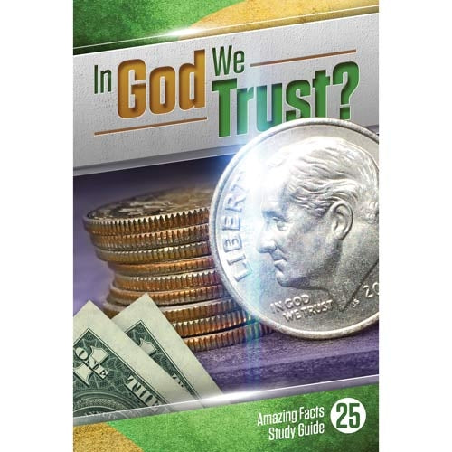 In God We Trust? by Bill May