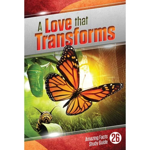 A Love That Transforms by Bill May