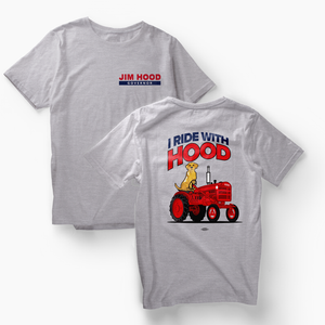 *LIMITED EDITION* I Ride With Hood T-Shirt