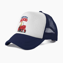 Load image into Gallery viewer, *LIMITED EDITION* I Ride With Hood Trucker Hat