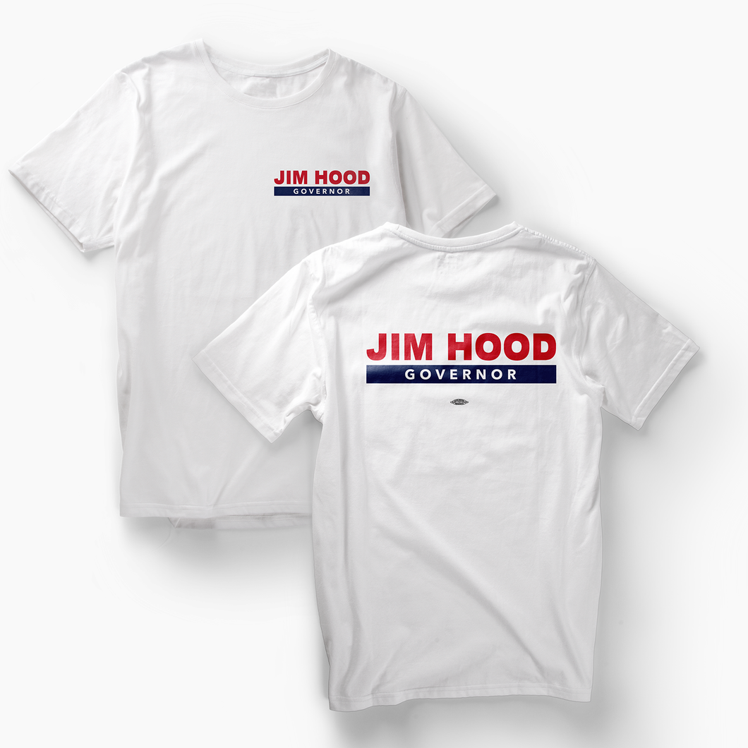 Jim Hood Logo T-Shirt