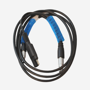 External radio-receiver connection cable