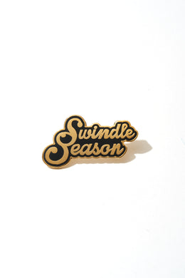 Swindle Season Pin (Gold)