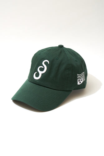 Forest Green Cap