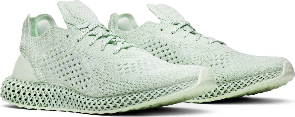 competitive price 15163 e0f5b Adidas FutureCraft 4D Daniel Arsham