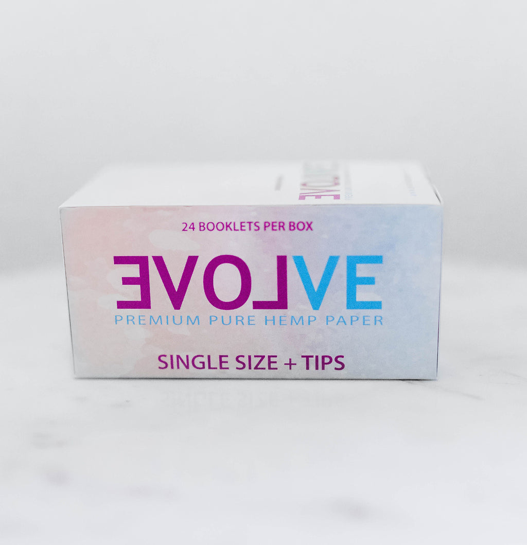 Evolve premium rolling papers