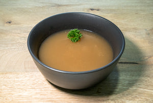 FRESHLY frozen Bone Broth - 500g