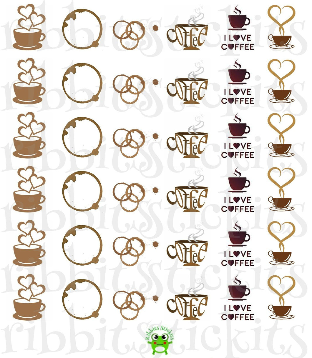 Rings of Coffee