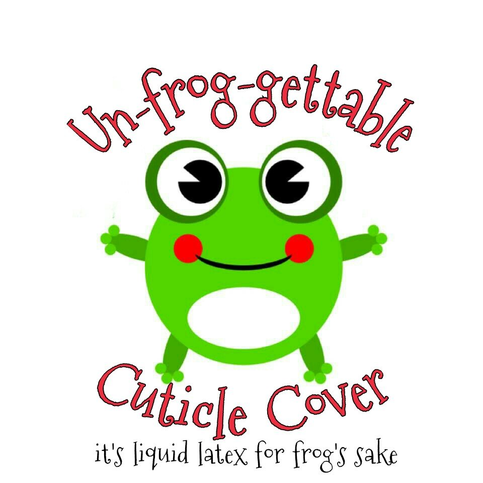 Un-frog-gettable Cuticle Cover