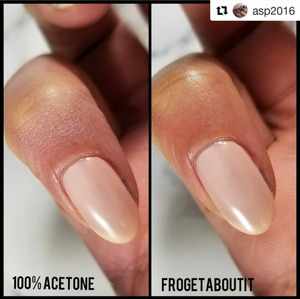 Frogetaboutit Acetone Additive - 15 ml