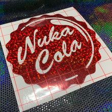 Load image into Gallery viewer, Nuka Cola Vinyl Sticker