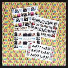 Load image into Gallery viewer, 90s Boy Bands Decal Pack
