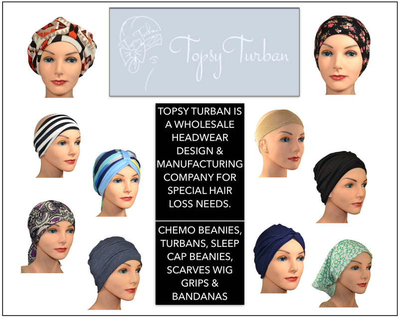 Topsy Turban Wholesale