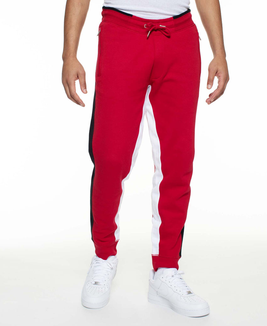 Color Block Jogger