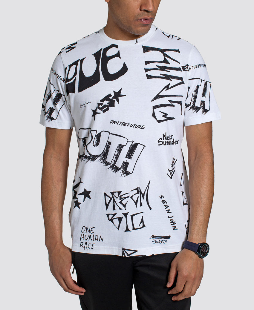 Graffiti Statement Tee