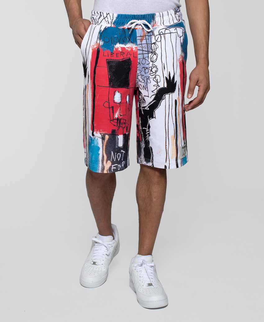Basquiat Shorts