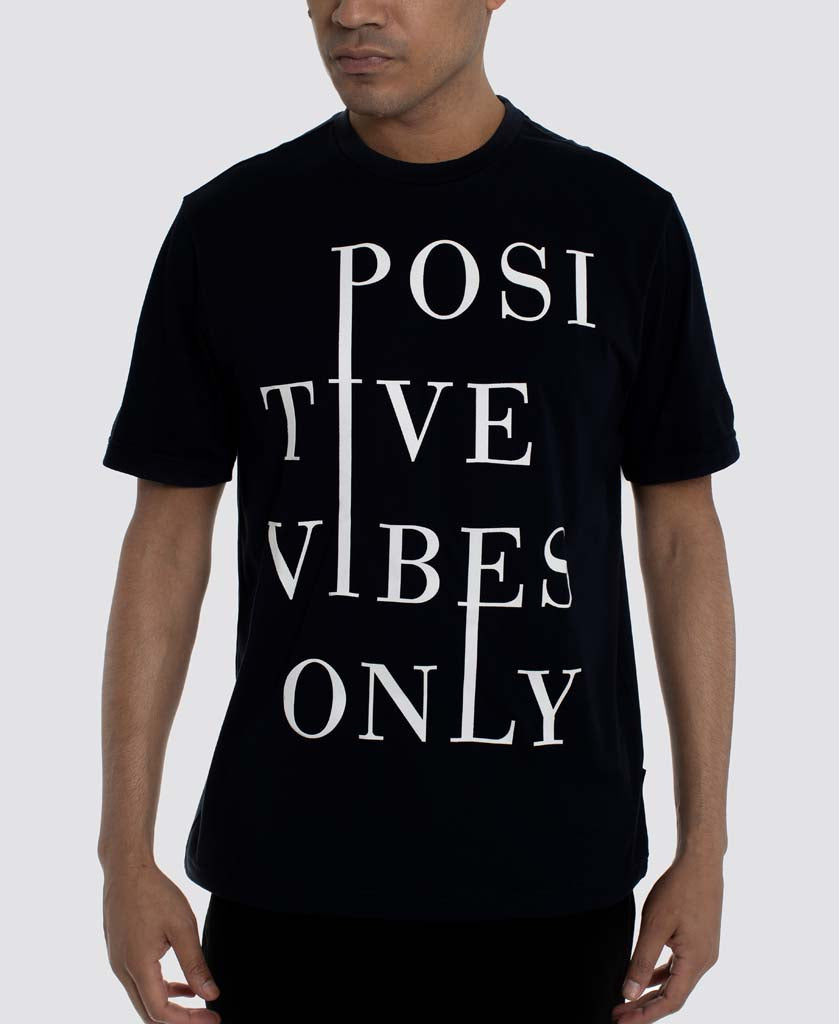 Positive Vibes Only Tee