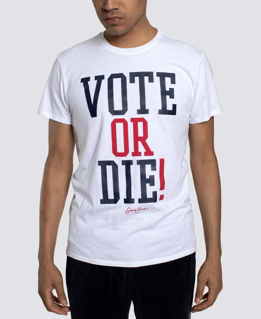 Vote or Die Tee