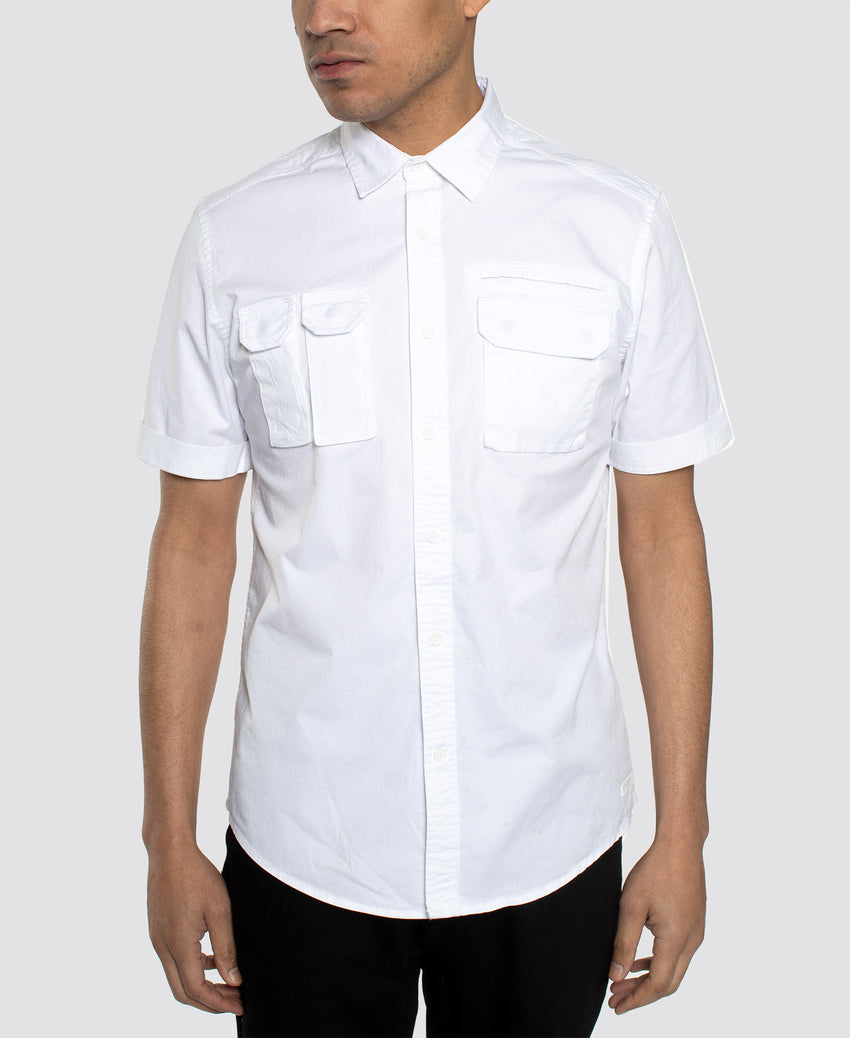 Short Sleeve Flight Shirt