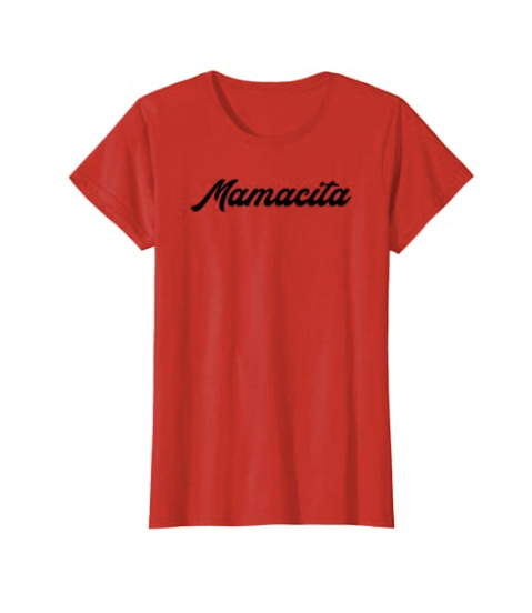 Mamacita Ladies T-Shirt