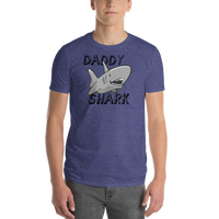 Daddy Shark Short-Sleeve T-Shirt