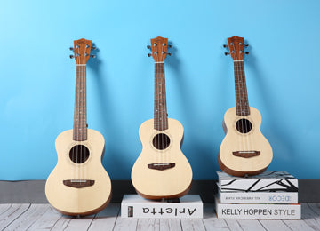 Hricane Brand Ukulele Collections