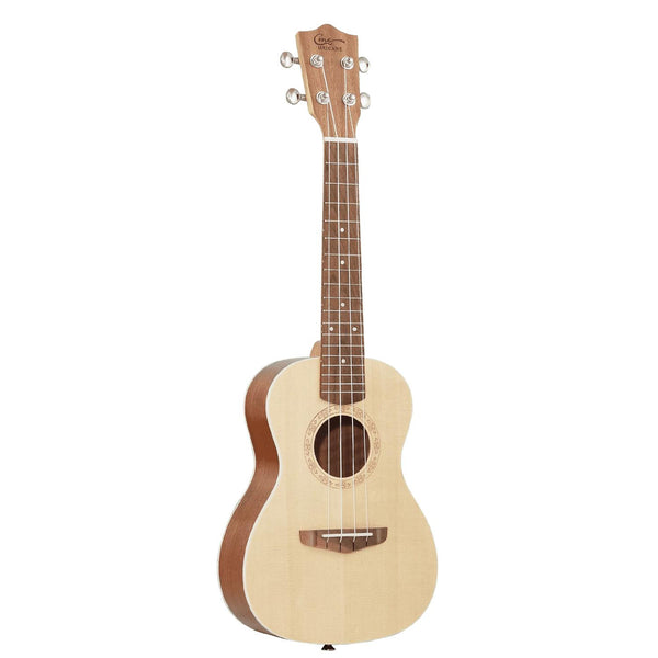 26 Inch Sapele Solid Wood Spruce Top Tenor Ukulele