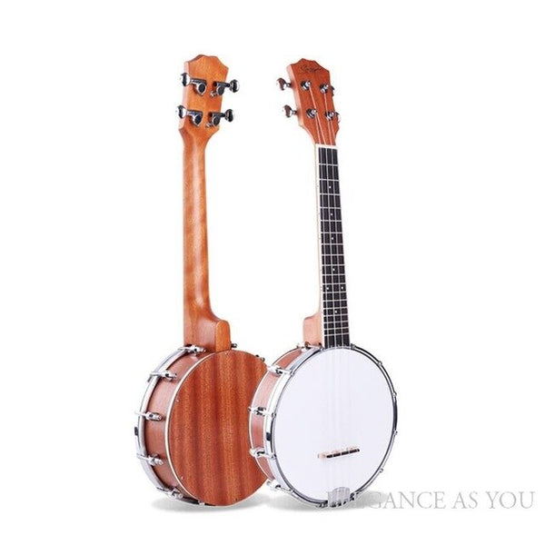 4 strings Banjo 24inch hillbilly 26inch banjo Folk Country Bluegress Music play style