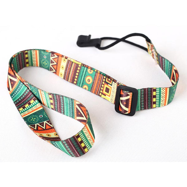 Ethnic Hawaii Ukulele Straps