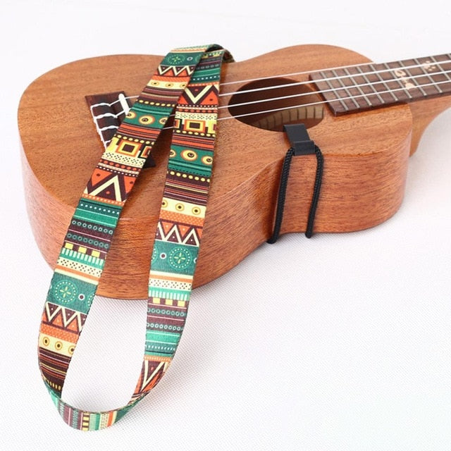 Adjustable Hawaii Ukulele Straps