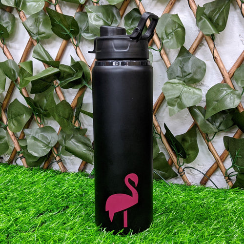 Flamingo Drink Bottle
