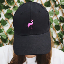 Load image into Gallery viewer, Flamingo Cap