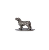 MATCH Convivio Cookie Jar w/Dog Finial - Fursatile Decor