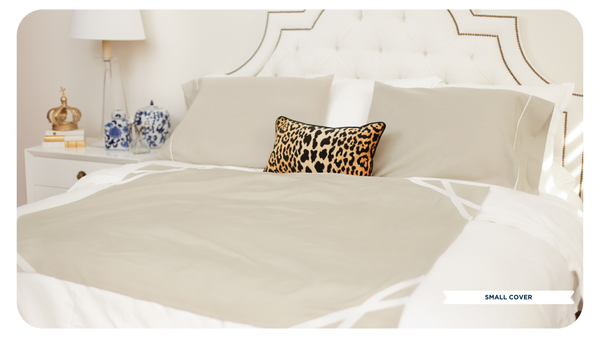 Fursatile Decor Tan + White, Small, $89 Small, Tan + White Cover