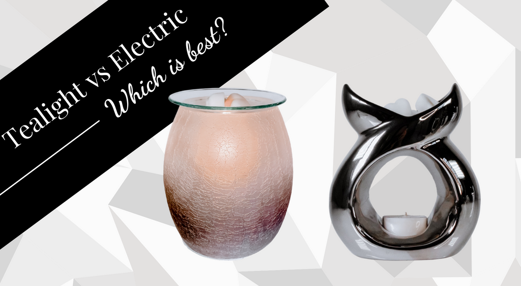 electric vs tealight wax burner - which is best?
