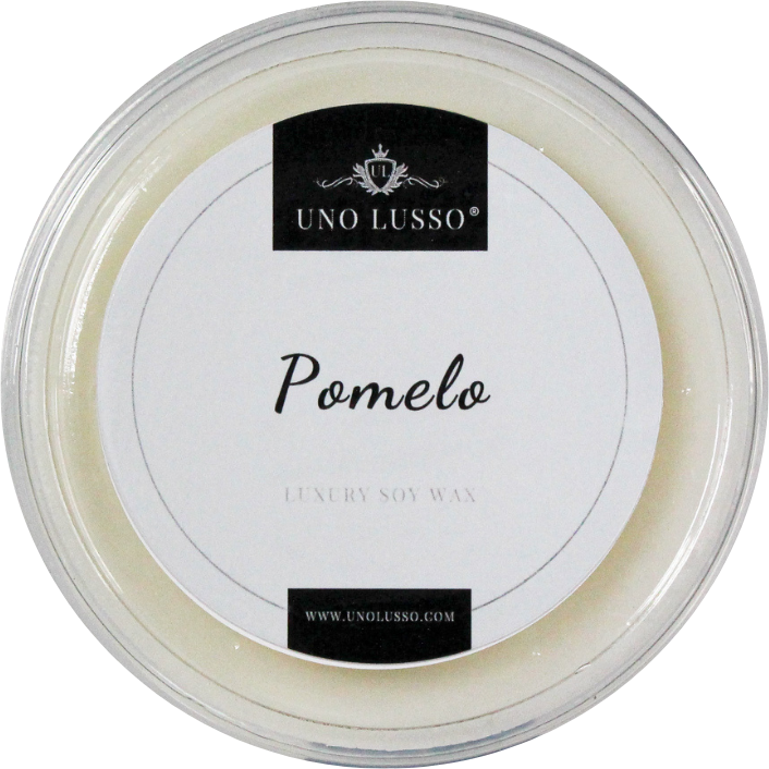 Pomelo Luxury Wax Melt Pot by Uno lusso