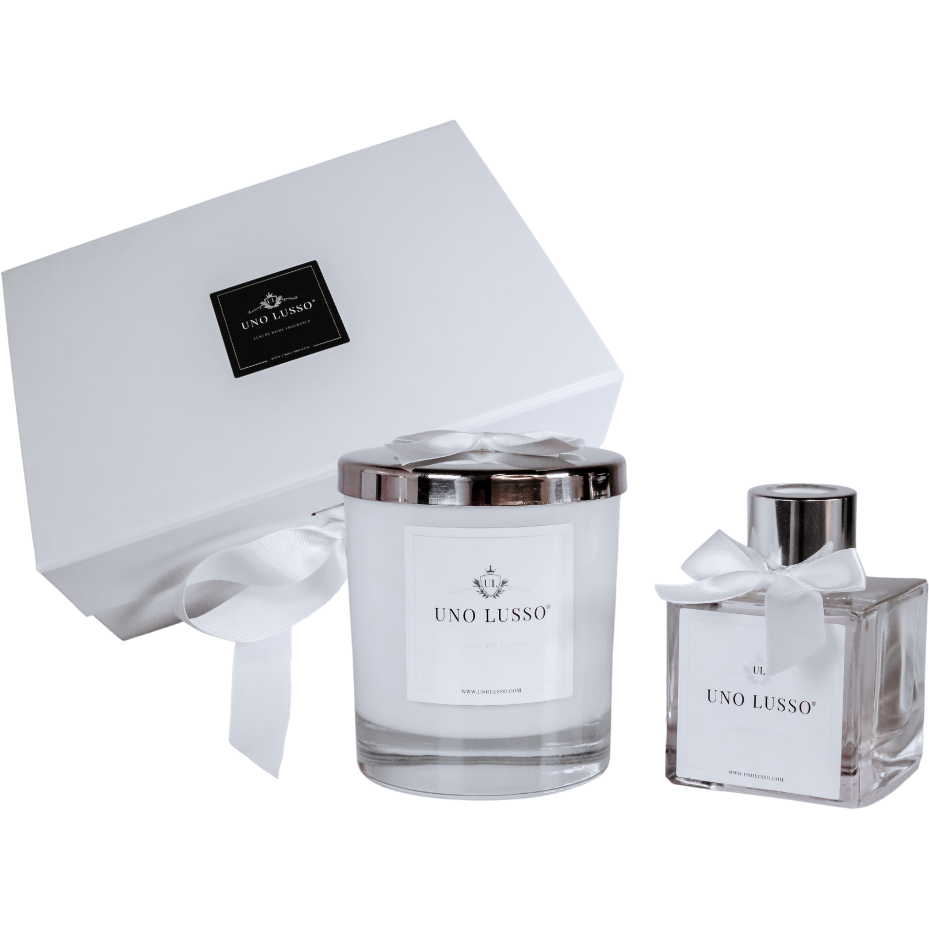 Bellissimo Candle & Diffuser Gift set
