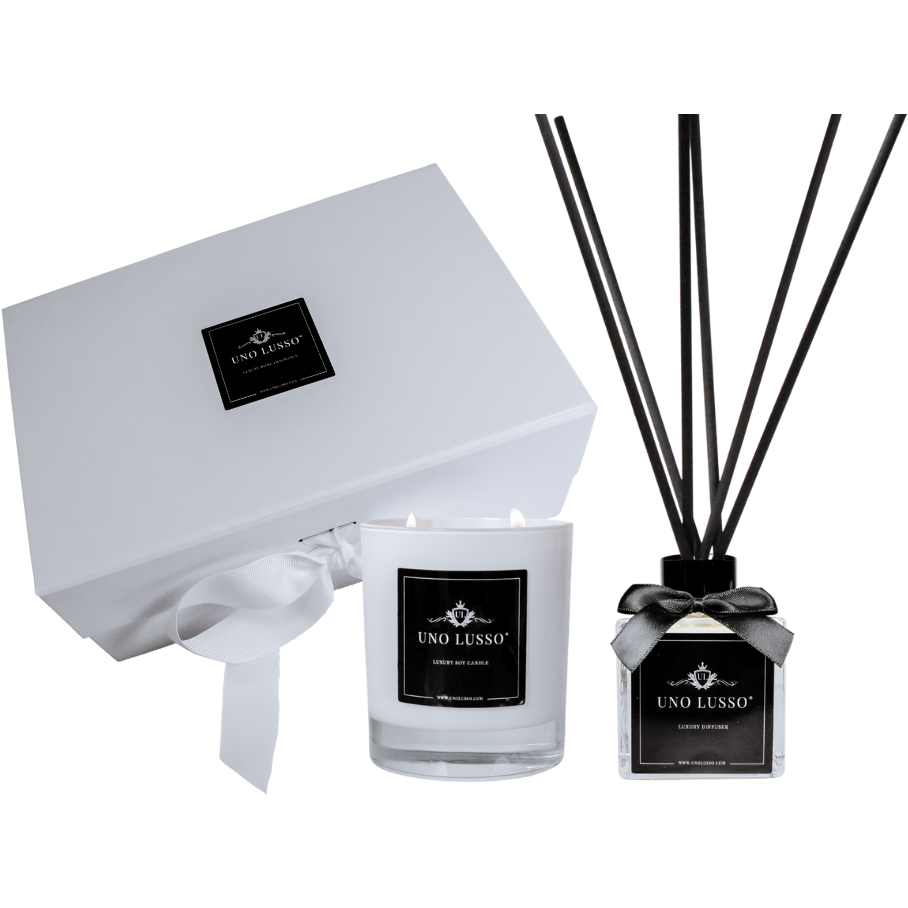 Ravello Gloss Candle & Diffuser Gift Set