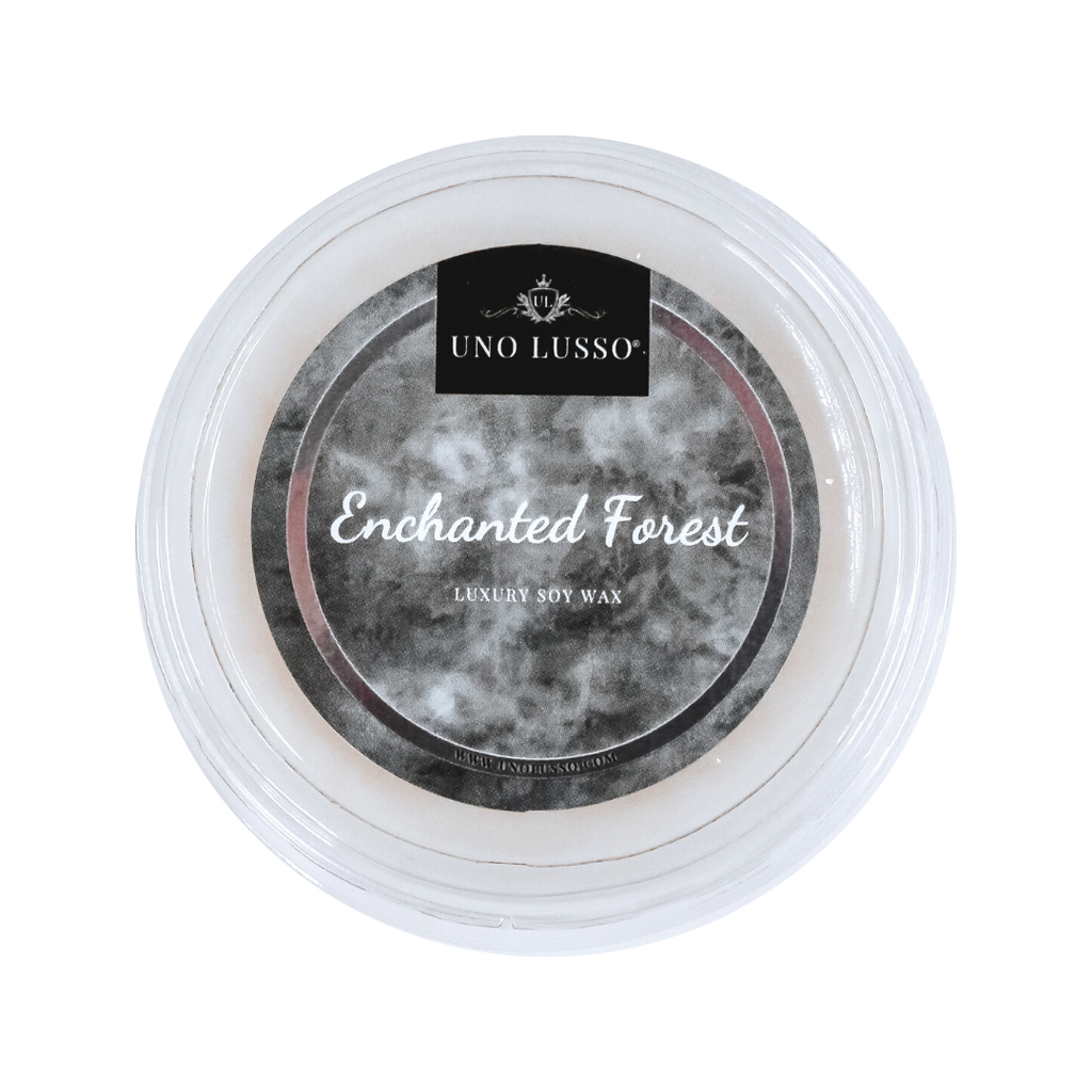 Enchanted Forest Luxury Wax Melt Pots by Uno Lusso