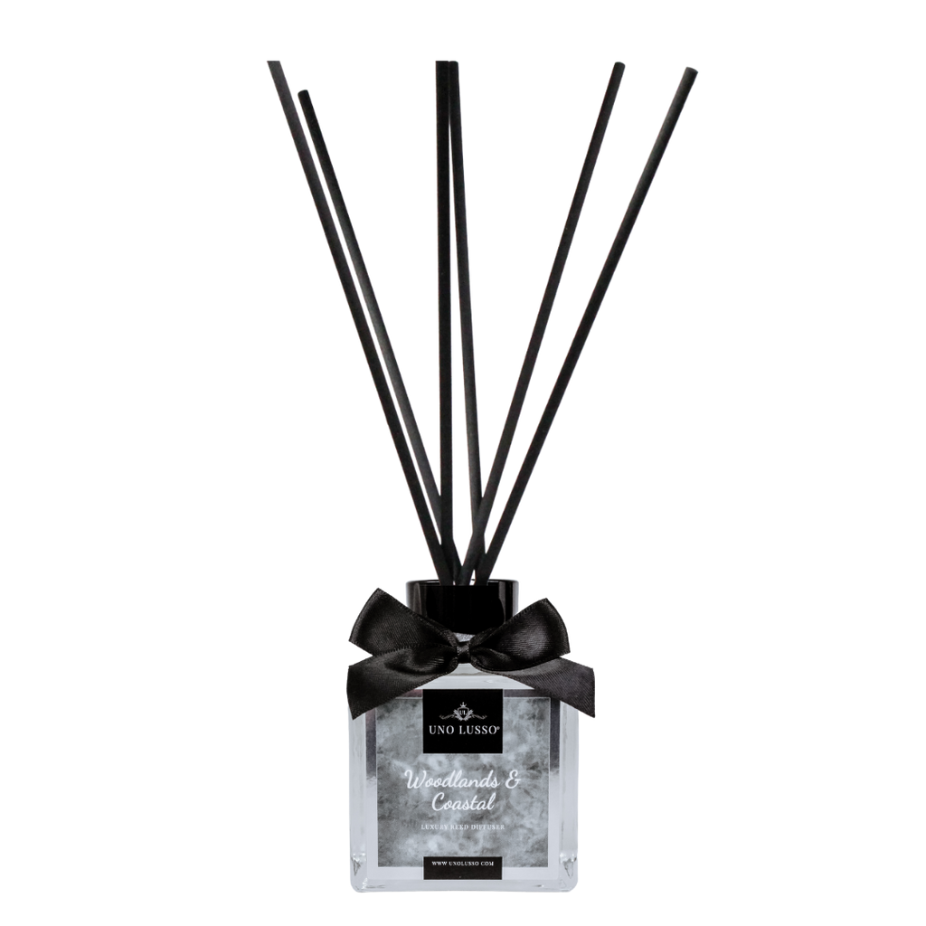 Enchanted Forest Luxury Reed Diffuser by Uno Lusso
