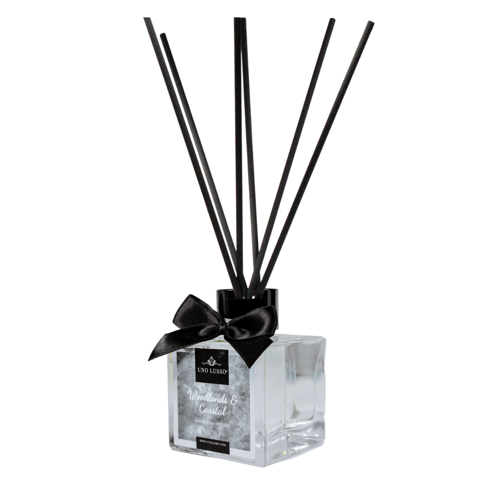 Driftwood Luxury Reed Diffuser by Uno Lusso