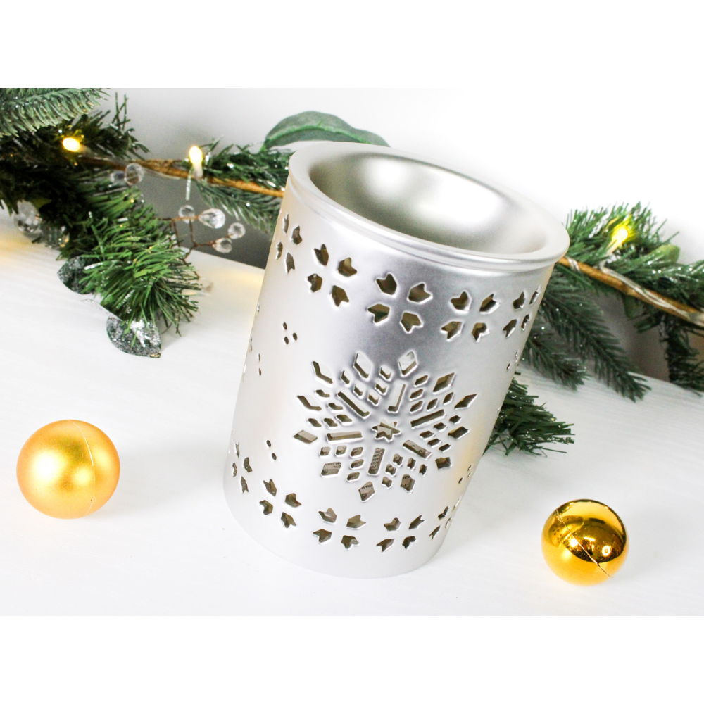 Festivo Snowflake Wax / Oil Burner