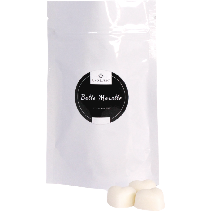 Bello Morello - Luxury Soy Wax Melt Hearts - Pack of 15